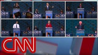 Download Song 2020 Democrats challenge Joe Biden's message, electability Free StafaMp3