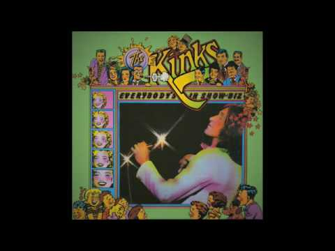 Kinks - Sitting in My Hotel