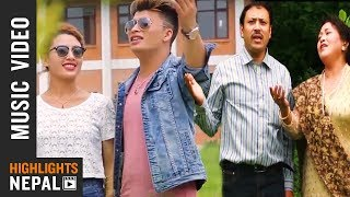 Nu Re Nu   New Nepal Bhasa Song 2017/2074   Raju Karmacharya, Saraswati Manandhar