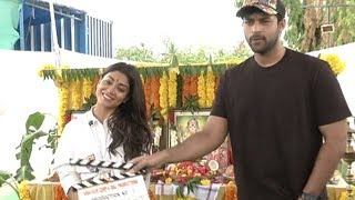 Shriya Saran and Konidela Niharika New Telugu Movie Launch | Varun Tej | Director Krish