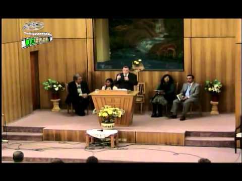 Culto Divino - 05 de Mayo 2012