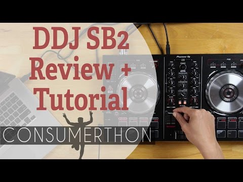 DDJ SB2 Review And Tutorial