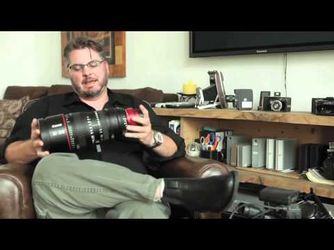 Canon EOS C300 Digital Cinema Camera revealed Video demo