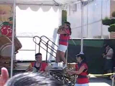 San Jose Taiko Drums Jammin' (4/29/07)