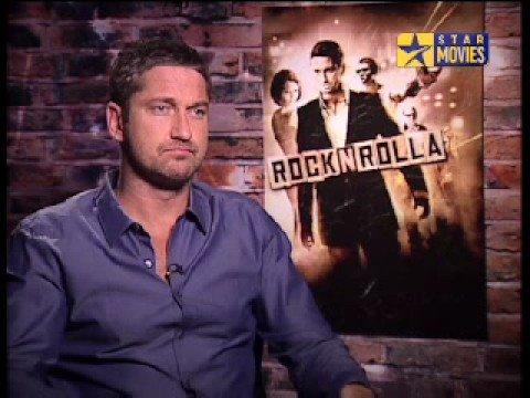 Star Movies VIP Access RocknRolla : Gerard Butler