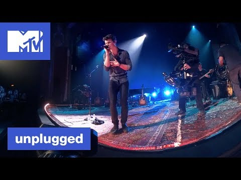 Shawn Mendes 360° Performance of 'Mercy' | MTV Unplugged