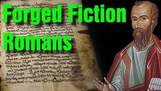 Video: Forged Fiction:  Romans