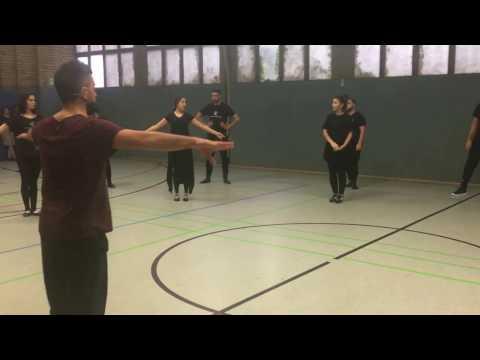 Baris Dance Company - Sunday Is Training-Day 3/4 - Kafkas