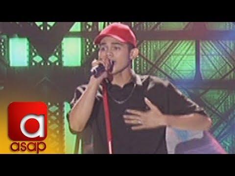 """ASAP: Inigo Pascual performs """"Extensyon"""""""