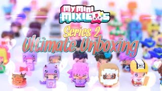 Unbox Daily: My Mini Mixie Q's Series 2 - Ultimate Unboxing - Blind Box - Review - 4K