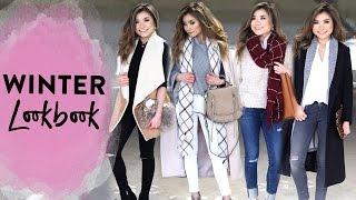 Winter Lookbook   2016 Winter Fashion Outfit Ideas   Miss Louie