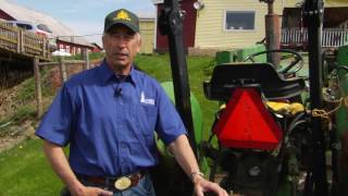 Getting a Rollover Protection Retrofit for Your Tractor