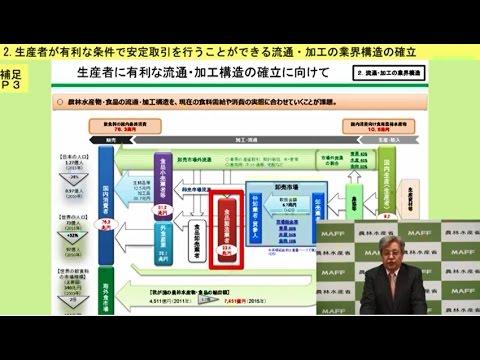 02流通・加工の業界構造の確立(農業競争力強化プログラム)