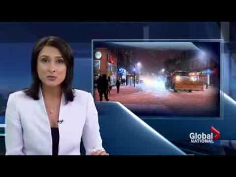 Eastern Canada endures brunt of latest winter storm