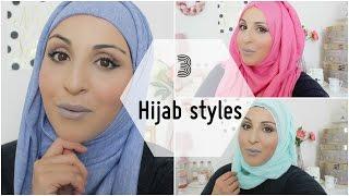 Download Hijab Tutorial for Spring │Tutoriel hijab pour le printemps ! 3Gp Mp4