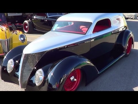 1937 Ford Sedan Delivery