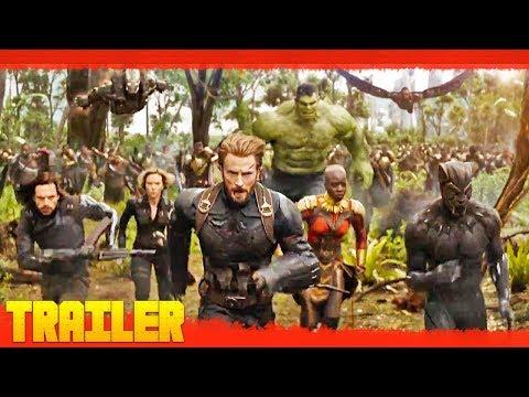 Vengadores: Infinity War (2018) Marvel Tráiler Oficial Español