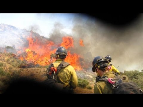 New video reveals clues to a tragic wildfire