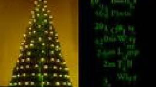 Thumb Árbol de Navidad hecho con 1050 botellas de cerveza