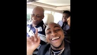"I THOUGHT DAVIDO AND TEKNO DON""T DO THIS.....WATCH"