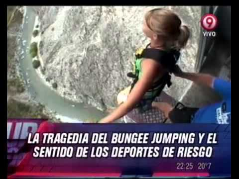 Duro de Domar - La tragedia del Bungee Jumping y el sentido de los deportes de riesgo 12-03-12