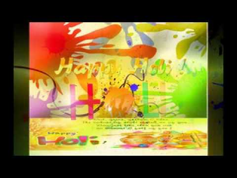 My Holi Special Song on this year 2014