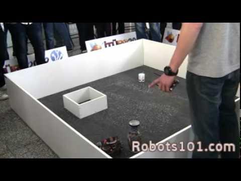 Supurge Robot // ITURO 2012 Birincisi // Tornado