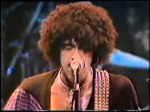 Thin Lizzy - Cowboy Song Live