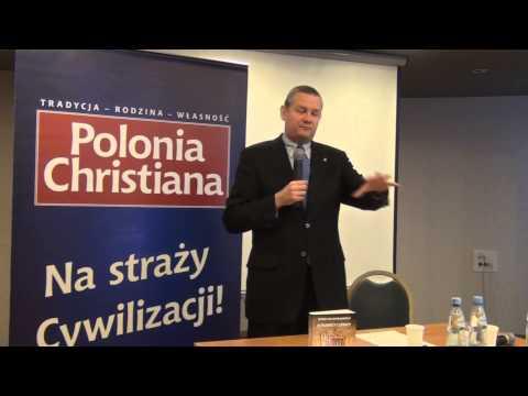 Spotkanie Z Prof. Markiem Janem Chodakiewiczem W Lublinie