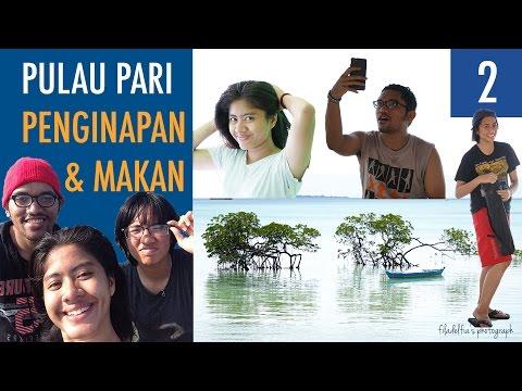 Pulau Pari: Penginapan & Biaya Makan - Eps. 2