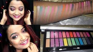 Cheapest Matte Eye shadow Palette in India| Hilary Rhoda Eye Shadow| Budget Beauty