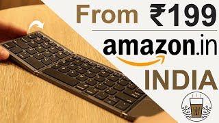 5 Amazing Gadgets on Amazon India You Can Buy Today | Desi Bit