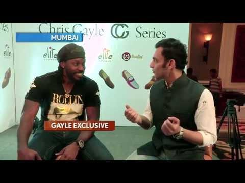 Star Power Interview - Chris Gayle video