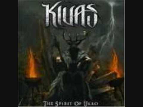 Kiuas - On Winds Of Death We Ride