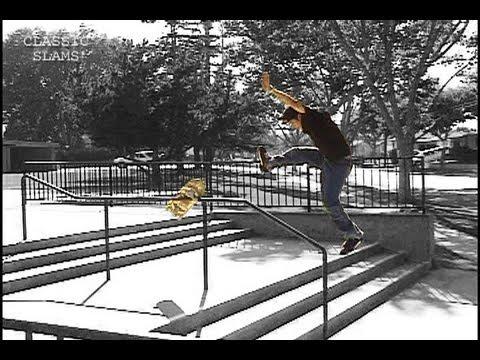 Adam Alfaro Vs. Rail Classic Skateboard Slams #19