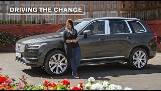 Driving the Change with Volvo | Suparnaa Chadda