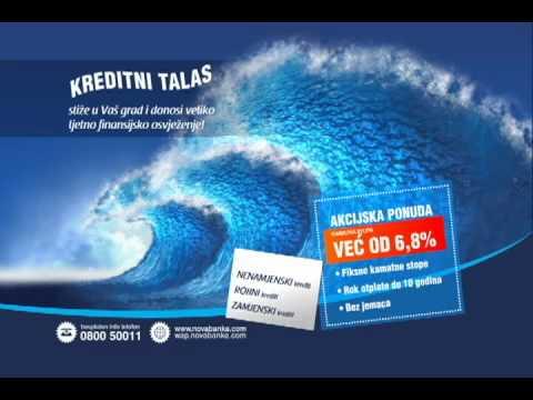 Nova Banka Kredtni Talas