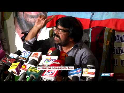 Actor T. Rajendar on Jaya's acquittal | Tamil Nadu | News7 Tamil