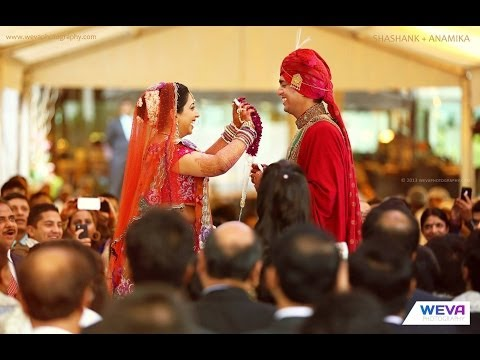 Indian Cinematic Wedding Video Of Sashank & Anamika video