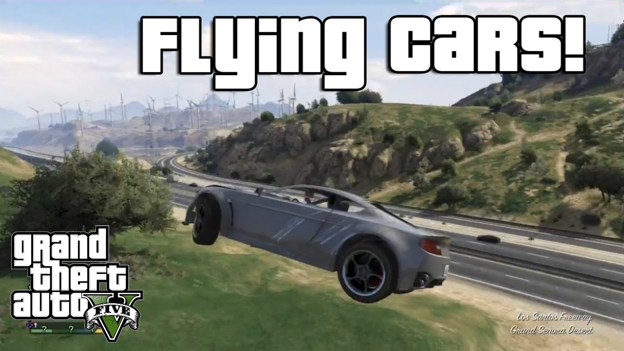 Gta  Flying Car Cheat Xbox