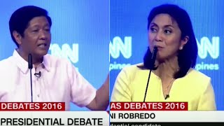 Marcos vs Leni Robredo | Liberal Party Hinders Compensation For Human Right Victims