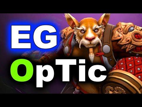 EG vs OpTic - North America Quals - EPICENTER XL DOTA 2