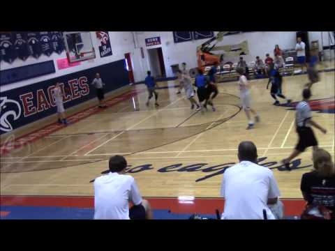 Falcon Basketball Fall League - Scottsdale Christian Academy - 10/12/2014