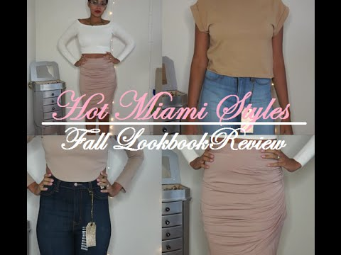Hot Miami Styles is an online clothing store for women. Their styles are trendy and fashionable. They are committed to making women look hot by wearing their styles and products.