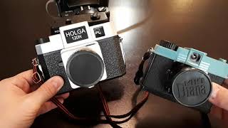 Lomography camera roundup and review.