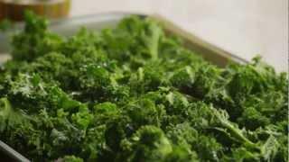 How to Make Baked Kale Chips | Kale Recipe | Allrecipes.com