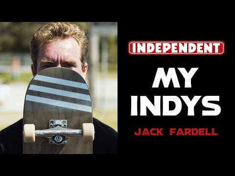 Jack Fardell Rides 149 Titanium Hollows | My Indys