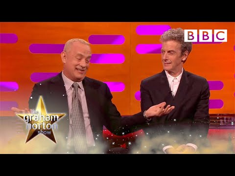 Tom Hanks & Peter Capaldi were both Oscar winners in 1995 - The Graham Norton Show - BBC One
