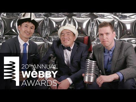 Radio Free Europe/Radio Liberty's 5-Word Speech at the 20th Annual Webby Awards