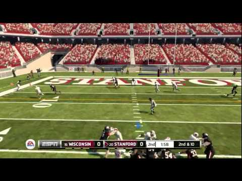 2013 Rose Bowl: Stanford Cardinal vs Wisconsin Badgers